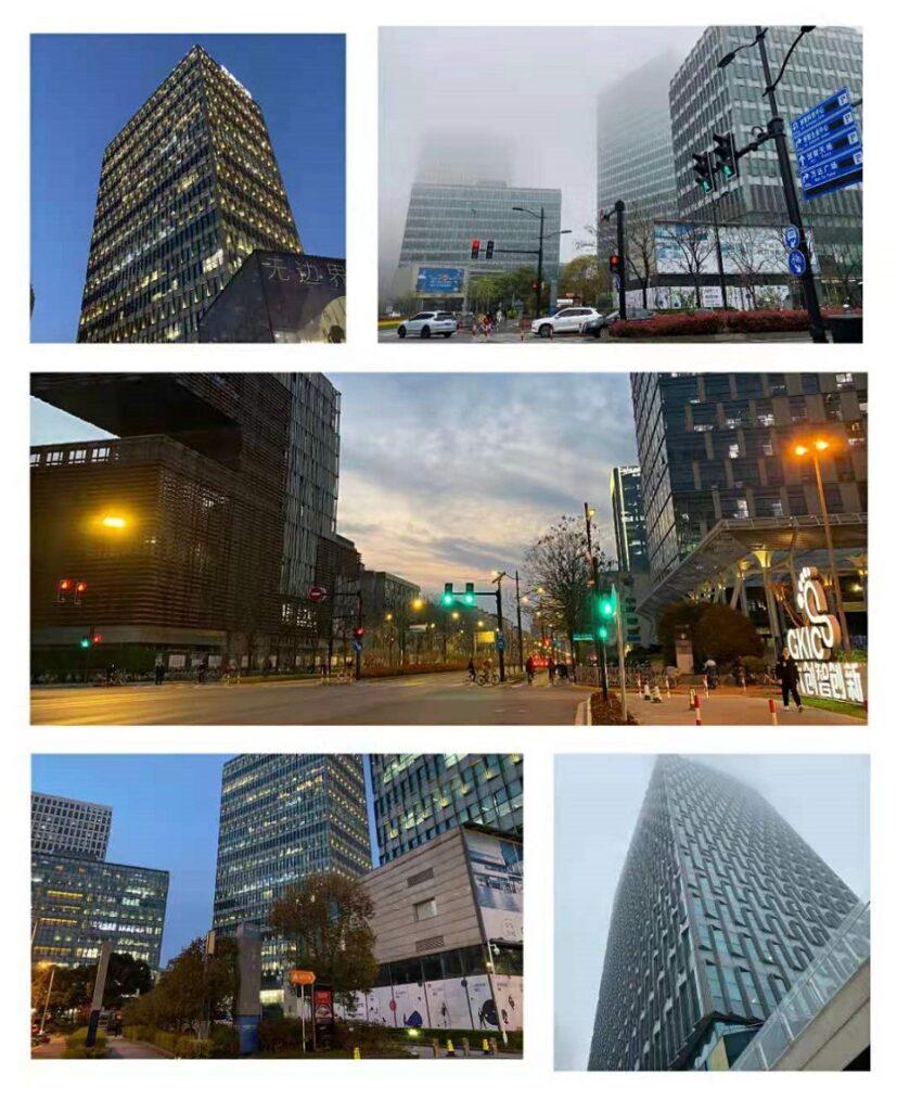 速石科技-新家外景-上海市杨浦区国通路118号天盛广场A栋