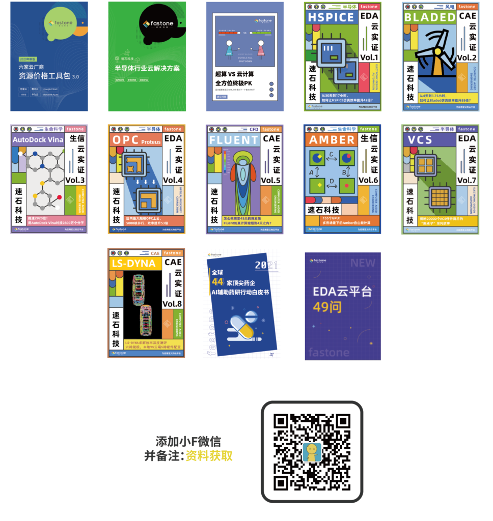 速石科技-EDA仿真/生物计算/CAE仿真/AI辅助药研电子书